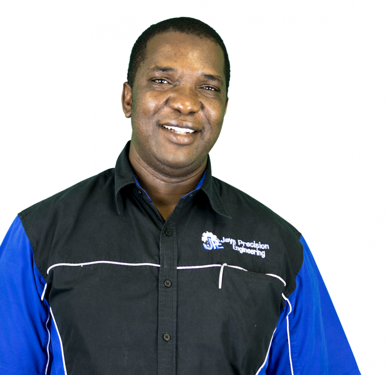 Jays Precision Engineering - Johnson Lembani - CEO - Professional - Engineer